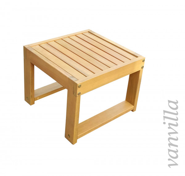 vanvilla Beistelltisch Holz